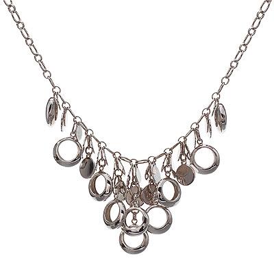 Колье из коллекции  Elle silver