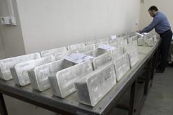 Производство серебряных слитков