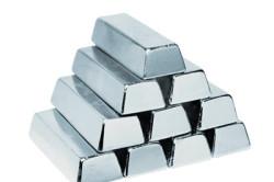 Слитки серебряные мерные