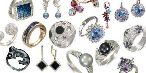 Разновидности серебряных украшений
