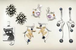 Авторские серебряные украшения
