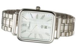 Серебряные часы для мужчин