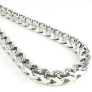 Что люди не знают о рубле из серебра.  Серебряная цепочка в подарок мужчине.