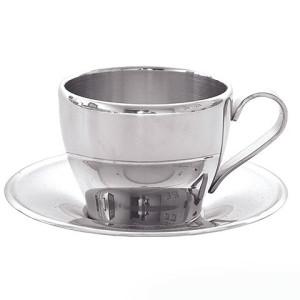 Чайная пара из серебра
