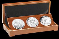 Чеканные монеты