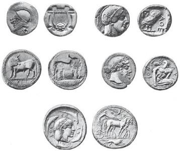 Деньги Древнего Рима