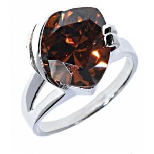 Кольцо из серебра ручной работы