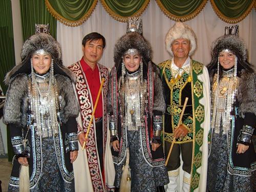 Якутские национальные костюмы