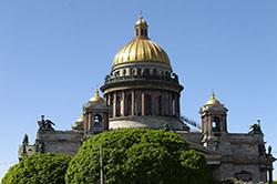 Купола Исаакиевского собора