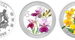 Памятные серебряные монеты Сингапура в Сбербанке России