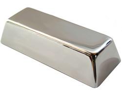 Слиток серебра