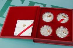 покупка серебряных монет