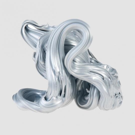 Расплавленное серебро