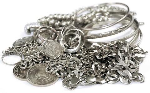 Процесс скупки серебра