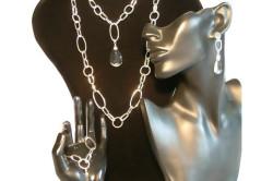 Стильные серебряные украшения