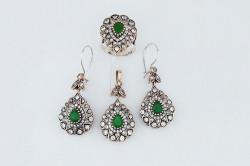 Серебряные украшения из Турции