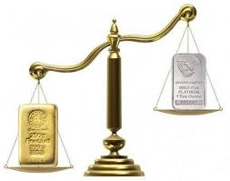 Серебро дешевле золота