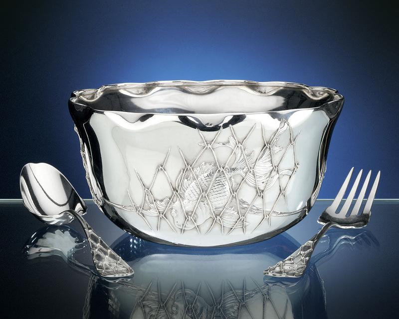 Серебряная чаша