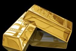 Стандартные слитки золота
