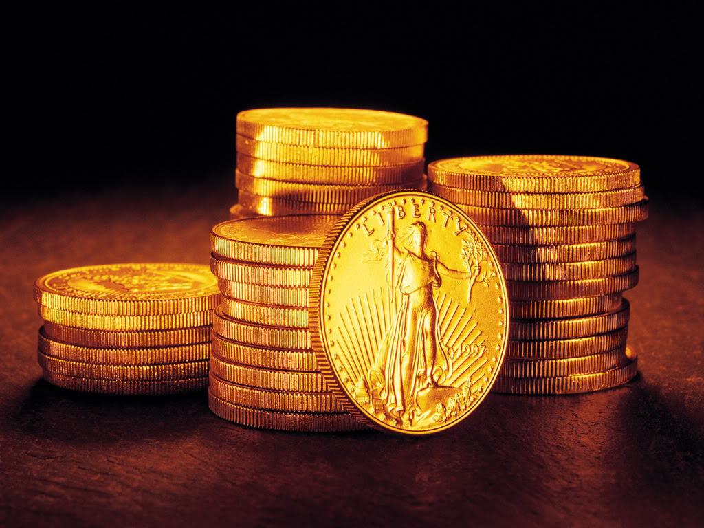 Стопка монет