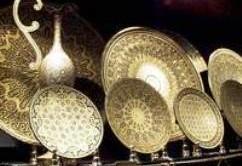 Испанская серебряная посуда