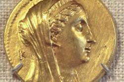 Золотая драхма