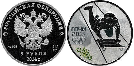 Банковские памятные монеты