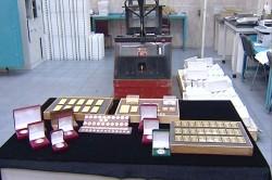 Продукция аффинажного завода Колымы