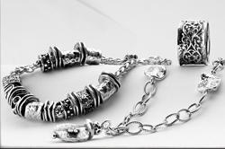 Серебряные украшения для мужчин