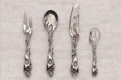 Серебряные приборы