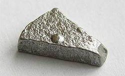 Химический состав серебра