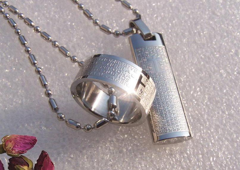 Серебряные подвески без вставок