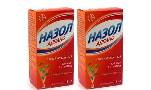 Назол Адванс нельзя использовать людям с атрофическим ринитом, почечной недостаточностью, тиреотоксикозом и другими заболеваниями