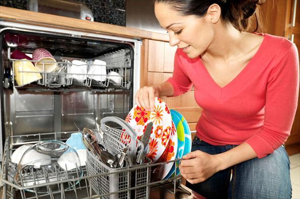 Моем посуду